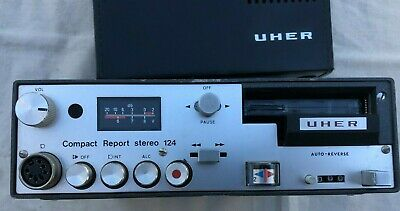 UHER Compact Report Stereo 124
