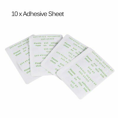 10pcs Detox Foot Pads Patch Detoxify Toxins with Adhesive Keep Fit Health Care O