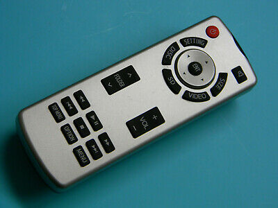 2014 -2017 Toyota SEQUOIA HIGHLANDER DVD Entertainment Remote OEM 86170-34030