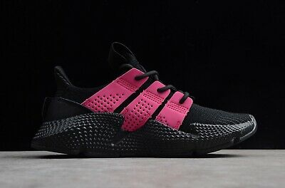 Adidas Womens Girls Prophere Trainers Shoes Black/Pink B37660 UK 3.5 to 7.5