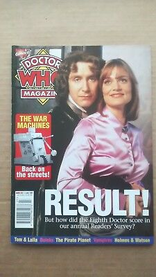 Doctor Who Monthly Magazine Issue 253 - 2nd Jul 1997 Dr Who