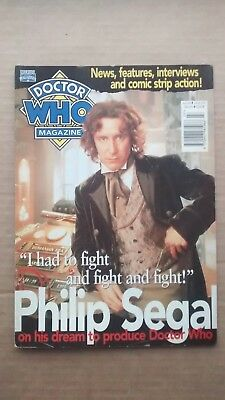 Doctor Who Monthly Magazine Comic Issue 240 - 3rd Jul 1996 Dr Who