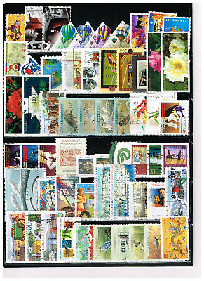 CANADA   180  Stamps  Lot # 5   ( Used )