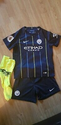 Boys 7-8 Years MANCHESTER CITY 2018-2019 3rd Kit