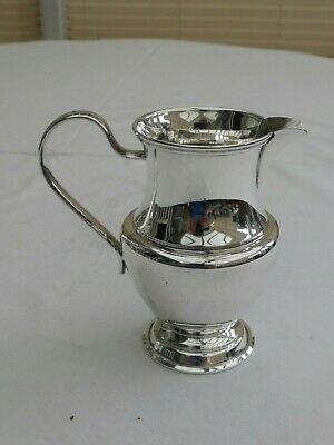 Art Deco Silver Plated Jug By Alexander Clark Co Ltd   1440062/065
