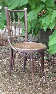 Old steam bent chair Ideal as a bedroom chair