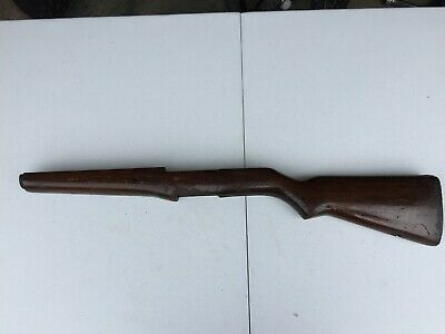 WWII WW2 World War 2 M1 M1C M1D Garand USGI G.A.W. GAW Stock Rare George Woody
