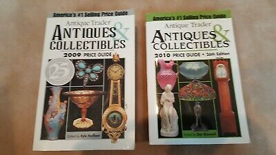 2 Antique Trader Antiques & collectibles 2009 and 2010