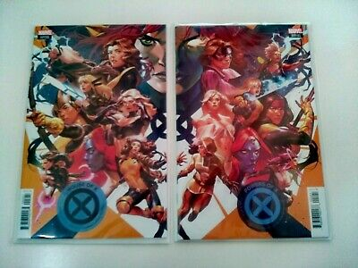 House Of X & Powers Of X #2 Putri Htf 2019 Connecting Variant Set. SOLD OUT🔥 NM