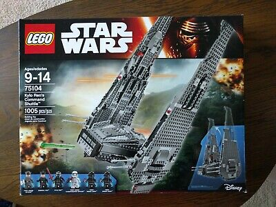 Lego General Hux from Set 75104 Kylo Ren/'s Command Shuttle Star Wars NEW sw662