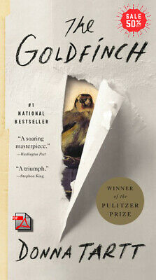 The Goldfinch A Novel (Pulitzer Prize for Fiction) By  Donna Tartt [P.D.F Eβ00K]