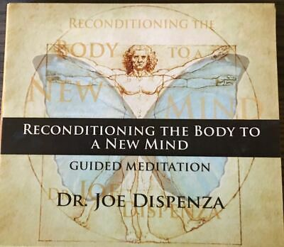 Reconditioning The Body To A New Mind (Guided Meditation) CD
