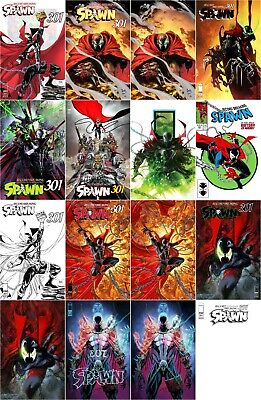 SPAWN #301 - NM - Image - Presale 10/09