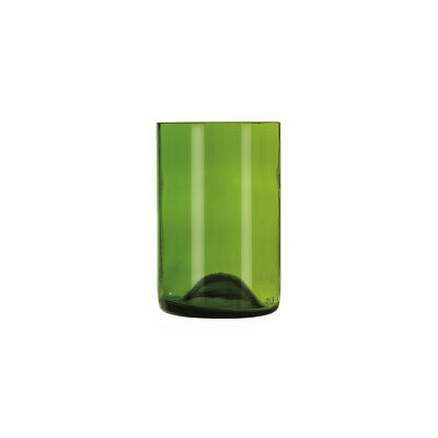 Bottle Base Glass Tumbler 355ml Libbey Green Barware Mixed Drink Cocktail