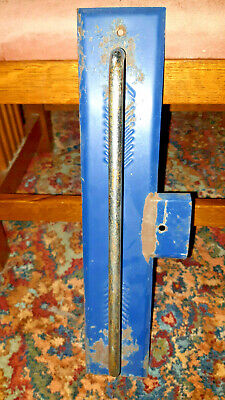 Original - Handle for Bread Sign Door Metal Push-Pull Bar - Sunbeam and Others