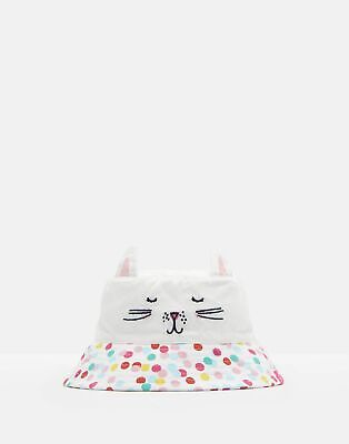 Joules Baby Hattie Character Hat in CAT