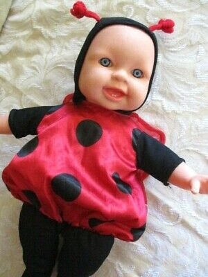 So Sweet Tinkers Doll Dressed In Ladybird Outfit