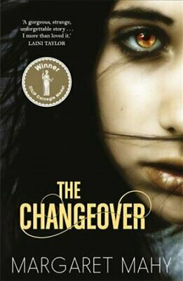 The Changeover by Margaret Mahy 9781510105058 | Brand New | Free UK Shipping