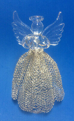 Torchon Glass Angel Kit - Original Design by Harlequin Lace