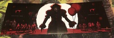 IT CHAPTER TWO Odeon Posters 1 & 2