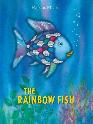 Rainbow Fish by Marcus Pfister 9781558580091 | Brand New | Free UK Shipping