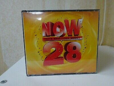 Various Artists - Now That's What I Call Music! 28 - UK CD album 1994