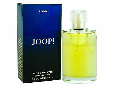 Joop! Femme Eau De Toilette Edt 100Ml Spray Women's For Her New