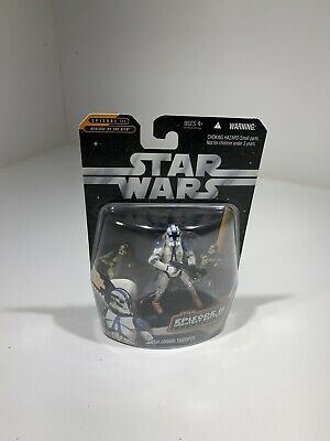 Star Wars Episode III Revenge Of The Sith Greatest Battles 501st Legion Trooper