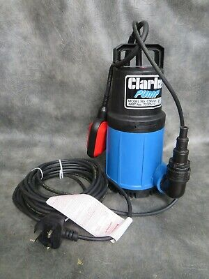 A Superb Unused Clarke Cse2 240V 1 1/4 Submersible Water Pump 7230560