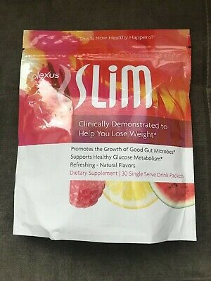 Plexus Slim 30 Packets PINK DRINK Weight Management