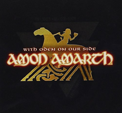 Amon Amarth-With Oden On Our Side CD NEW