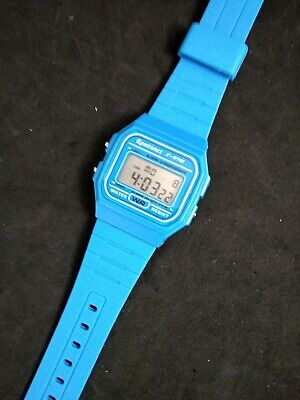 Reloj Digital Retro F-91W Unisex