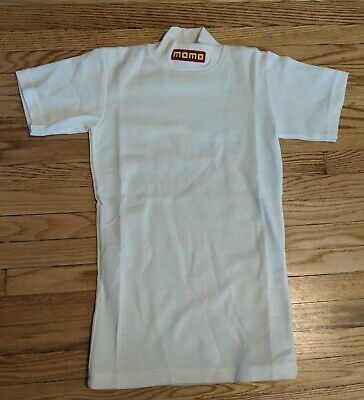 MOMO Nomex Shirt SIZE Small NEW UNUSED Made In Italy Racing