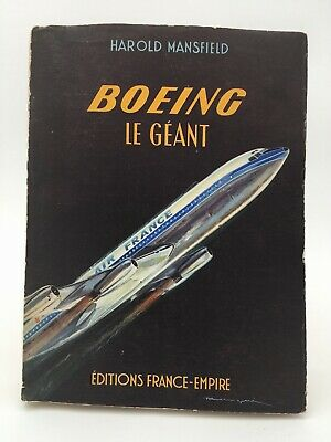 Aviation. BOEING LE GÉANT