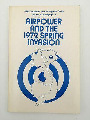 Aviation. AIRPOWER AND THE 1972 SPRING INVASION