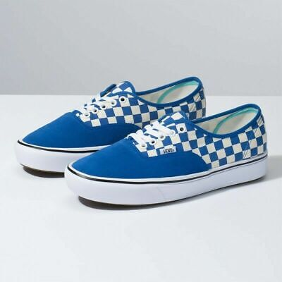 VANS AUTHENTIC (CHECKERBOARD) Chalk Pink Skate Shoes Mens