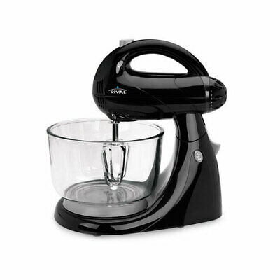 Rival FPRVSM0001-B 12 Speed Stand Mixer Black