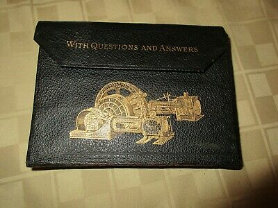 Swingle's 20th Century Hand-book for Steam Engineers & Electricians 1905