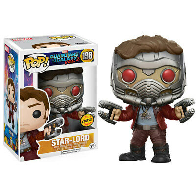 Guardians of the Galaxy: Vol. 2 Star-Lord Masked Chase Edition Pop! Vinyl Figure