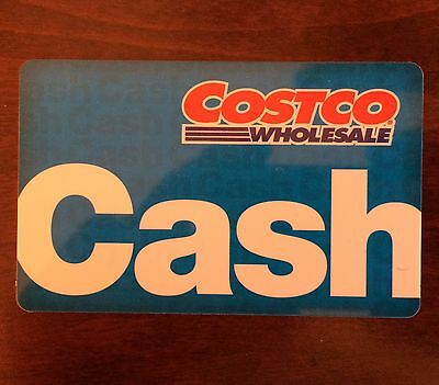 Costco Cash Card $10 Gift Wholesale NO Membership Required Free Shipping Е95