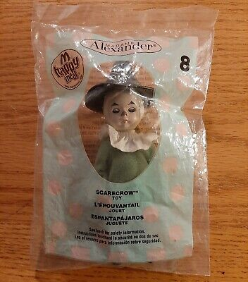 Madame Alexander Wizard of OZ Scarecrow 2008 McDonald's Happy Meal Toy