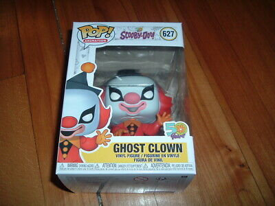 Funko Pop! Ghost Clown #627~ Mint Condition~ Scooby Doo Series~