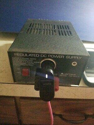Alectron DC Power Supply CW-204-C
