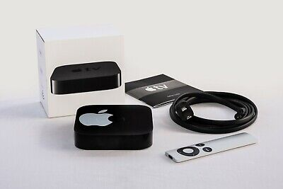 Apple A1469 TV Box with Box AND INSTRUCTIONS