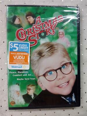 A Christmas Story (DVD, 2007) Brand New, Sealed!