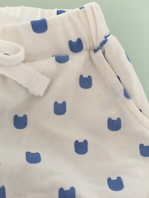 Seed Heritage Baby Boy Shorts Size 000 0-3 Months New