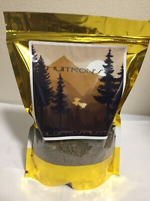 Rich paydirt 2 lbs 100% Unsearched+1GRAM Gold added! Pickers,Mesh,Fines,Gems