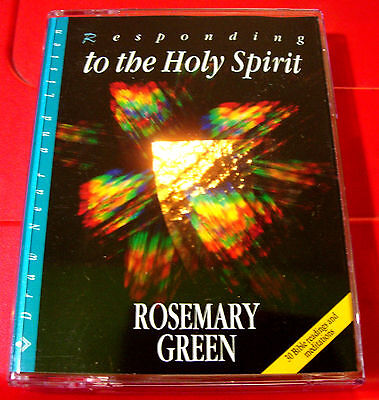 Rosemary Green Reads Responding To The Holy Spirit Tape Audio Book Christianity