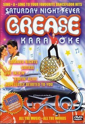 Saturday Night Fever / Grease - Karaoke [1978] [DVD] By John Travolta,Olivia .