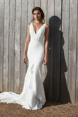 New Wedding Dress,Chosen By One Day Bridal, June, Size 8-10, more than 85% off